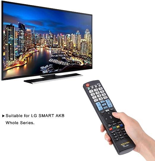 fosa Mando a Distancia para LG TV, Control Remoto Universal ...