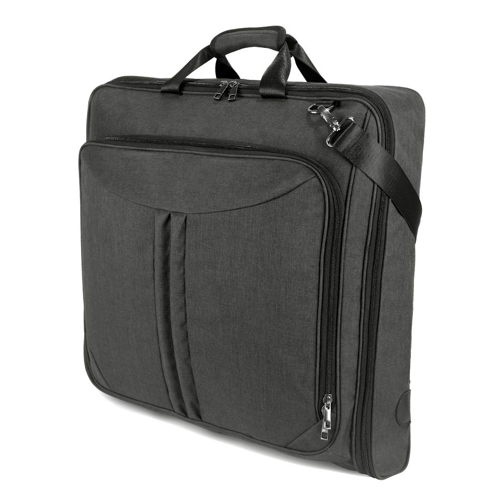 The SUVOM Carry On Garment Bag travel product recommended by Melanie Musson on Lifney.