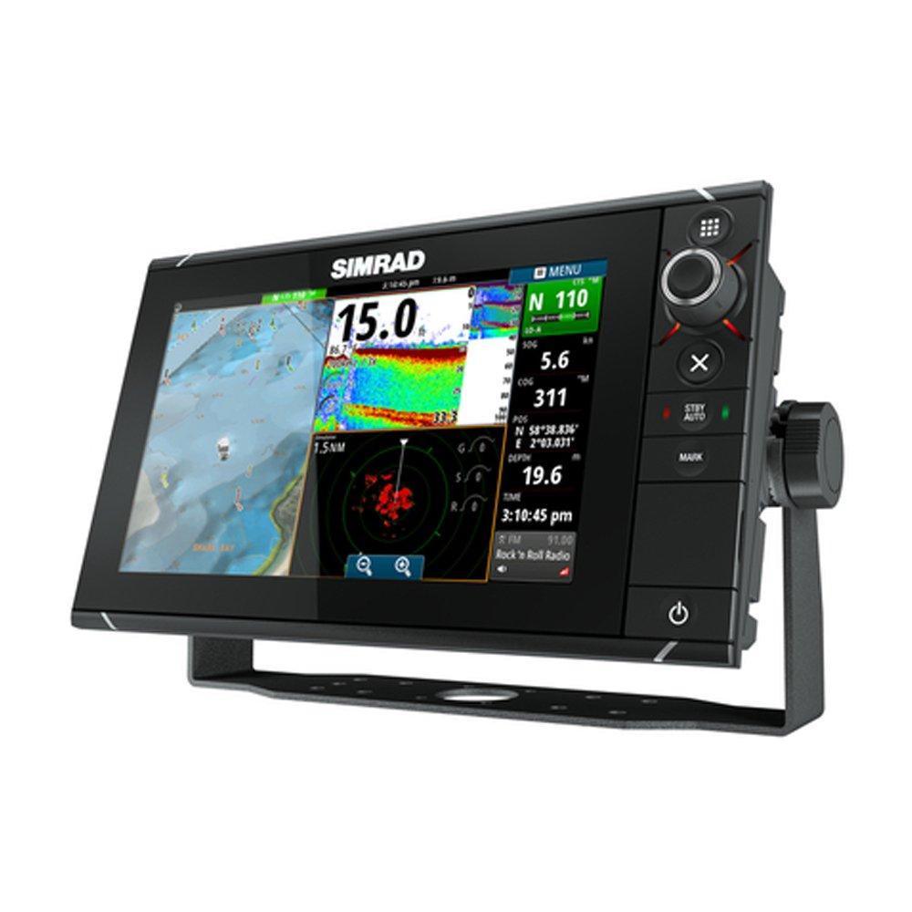 Simrad Navigationsgerät NSS9 Evo2 Combo, 000-11191-001 000-11191-002