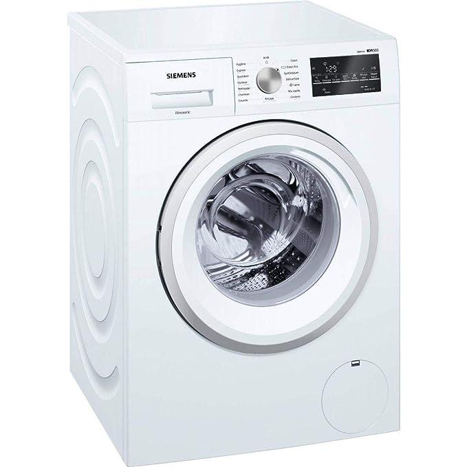 Siemens iQ500 WM14T458FF Independiente Carga frontal 8kg ...