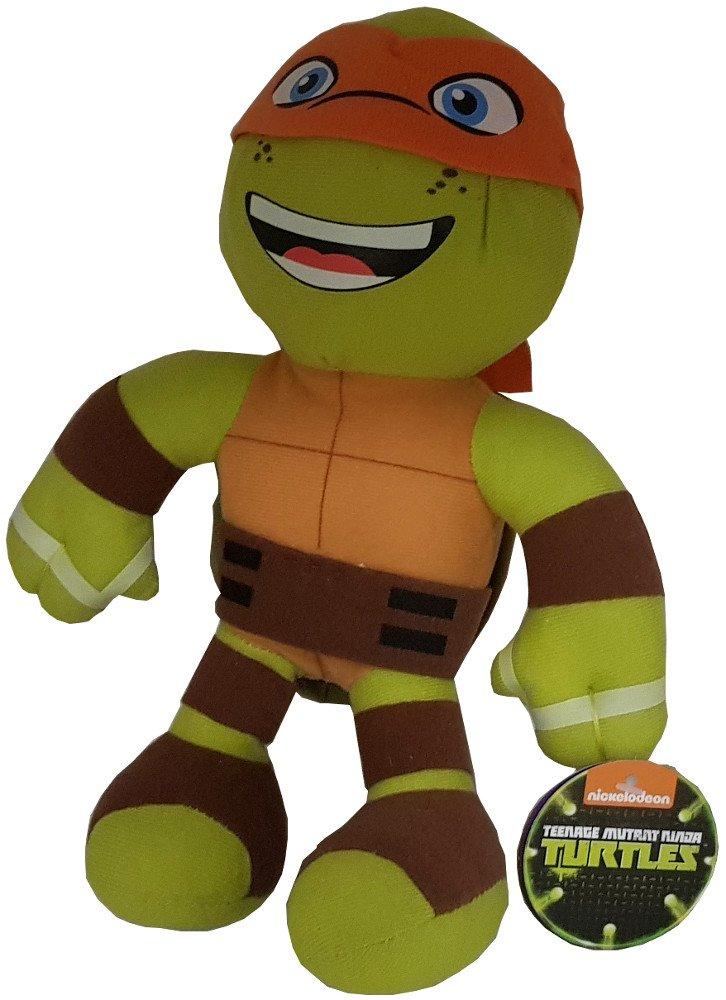 Tortugas Ninja -Turtles - Michelangelo - Peluche 25 cm ...