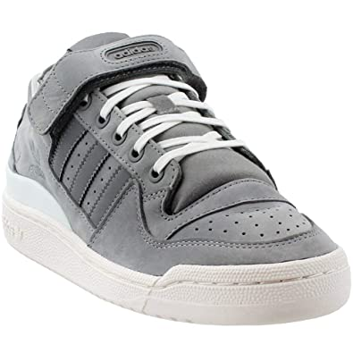 size 40 88306 c5a89 Amazon.com  adidas Mens Forum Lo Athletic  Sneakers Grey  Sh