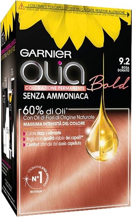 Garnier Olia Bold Colorazione permanente senza amoniaca 9.2 ...