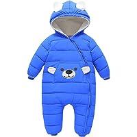 Bebone Baby Schneeanzug Jungen Strampler Mädchen Overall Winter Babykleidung