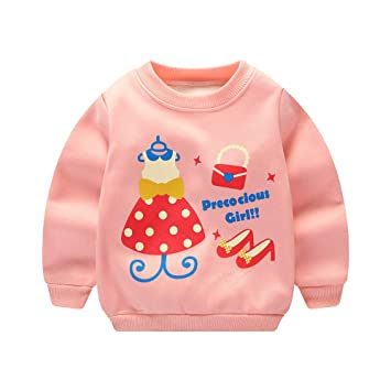 ced3a6866846 Amazon.com  Hot Crazy!Kids Boys Girls Clothes Long Sleeves 3D Ice ...