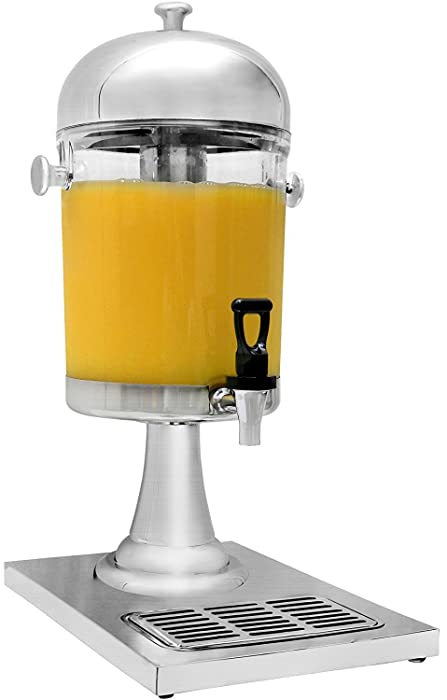 Estilo Stainless Steel Drink Dispenser, 8L