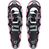 Pansel Pansel Light Weight Explore Snowshoes for Men,Women and Kids,Includes Snowshoes Carrying Bag