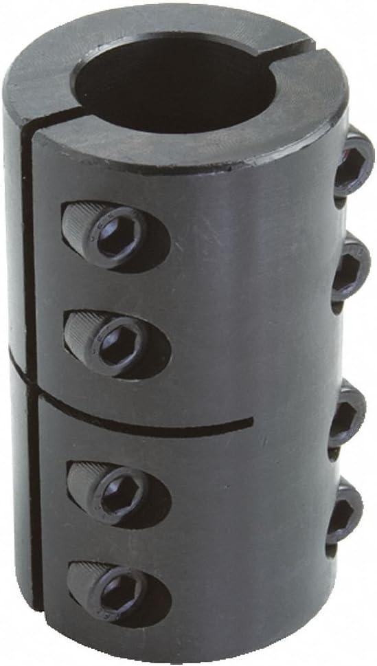 Rigid Shaft Coupling,Clamp,1-1//16 L