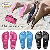Beach Foot Pads for Barefoot Lover,Stick on Soles,Invisible...