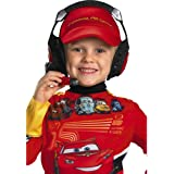 Cars 2 Race Car Head Set