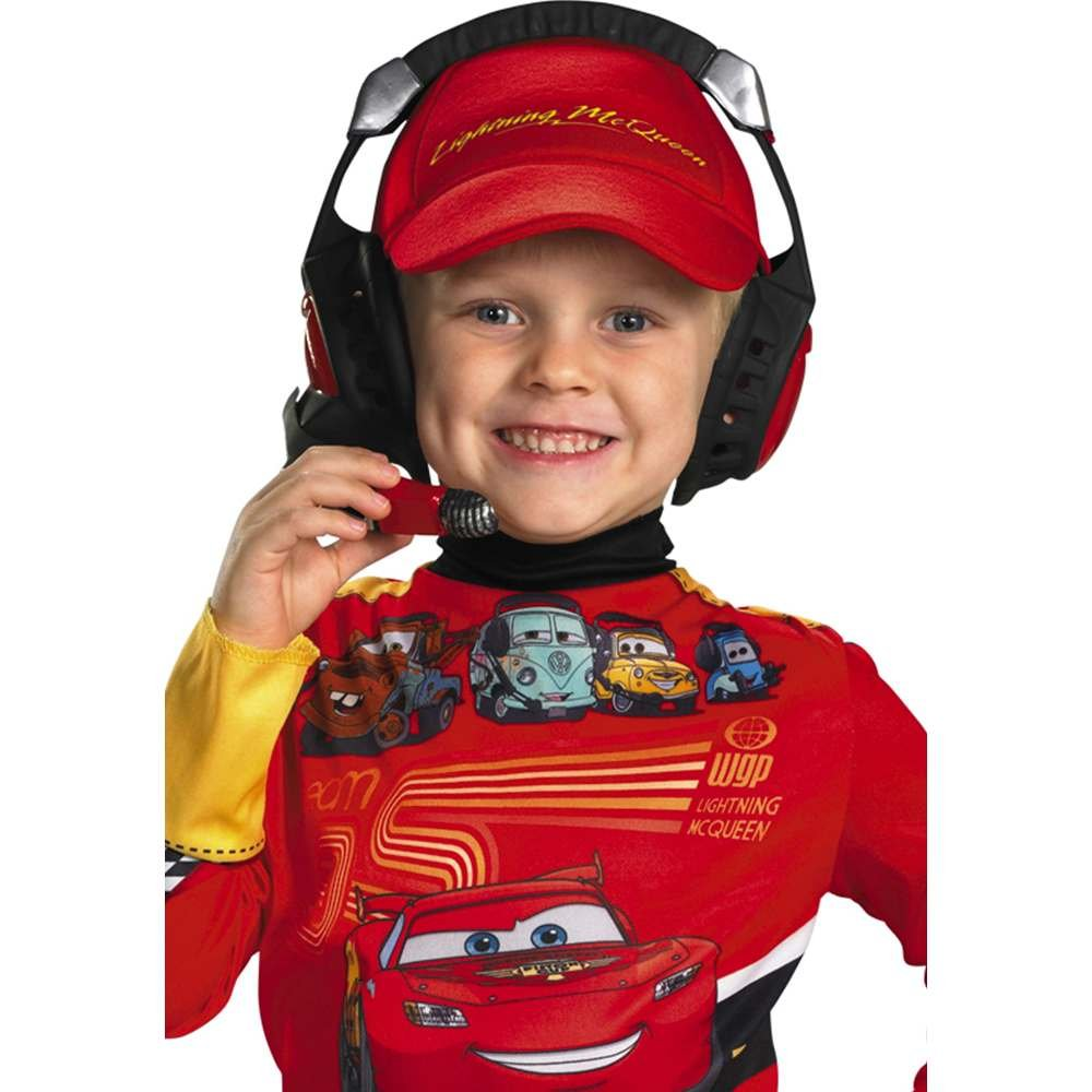 sc 1 st  Amazon.com & Amazon.com: Cars 2 Race Car Head Set: Baby
