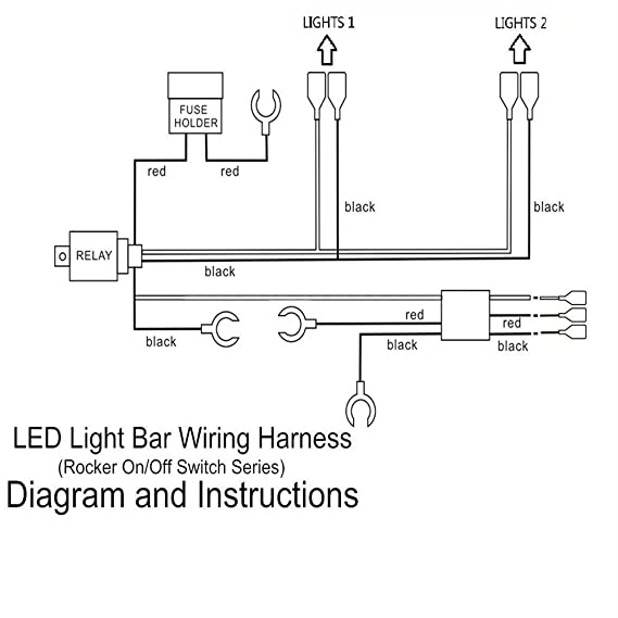 Mrl Led Wiring Harness Trusted Wiring Diagram
