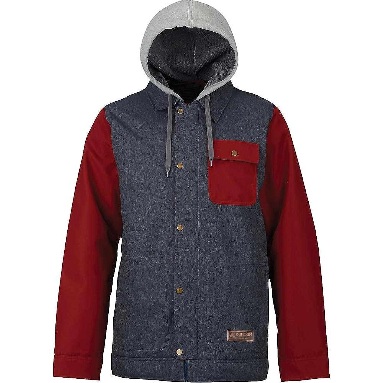 バートン アウター ジャケットブルゾン Burton Men's Dunmore Jacket Denim / Fi [並行輸入品] B079BPHR15  Medium
