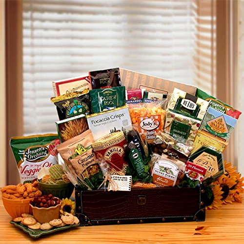 (The Ultimate Gourmet Gift Chest)