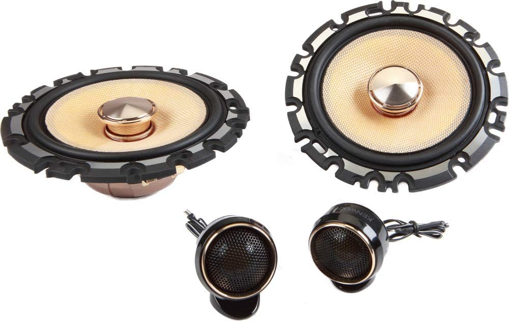 Kenwood Excelon Reference XR-1603HR 6.5 Component Speaker Pair