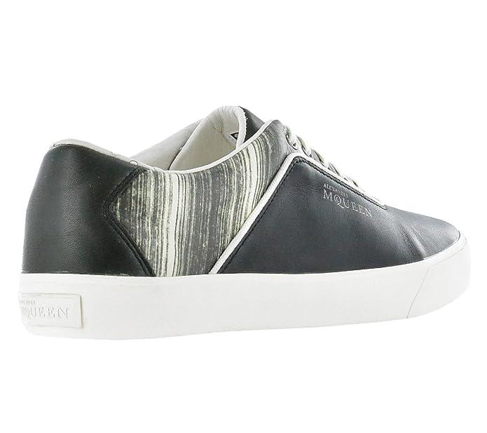 2fcc14c30340d Puma Alexander McQueen AMQ DEK Lo II Print Footwear Black Mens Trainers  Sneaker Shoes: Amazon.co.uk: Shoes & Bags
