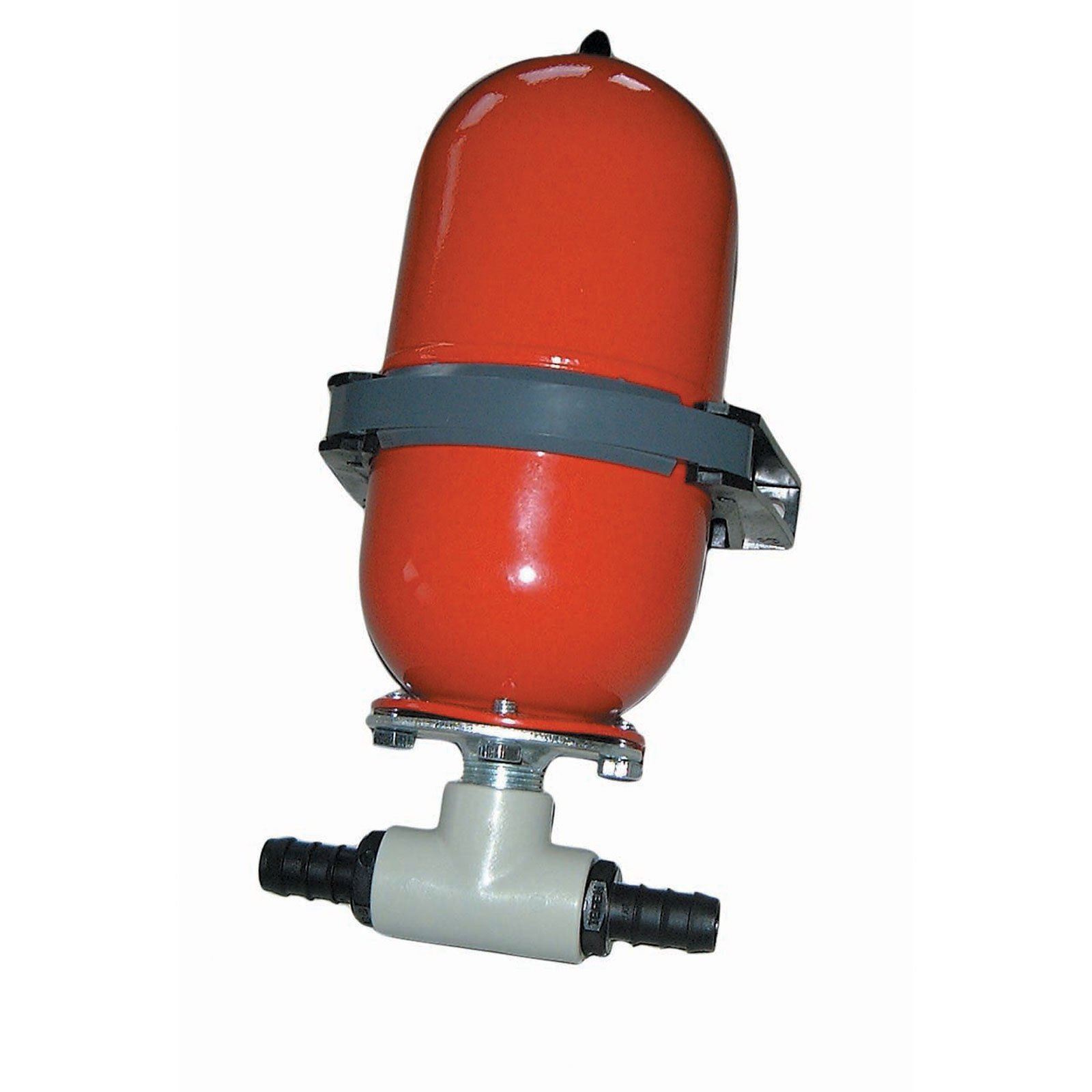 Johnson Pumps 09-46839-01 Accumulator Tank with 1/2-Inch Hose Barb by Johnson Pumps
