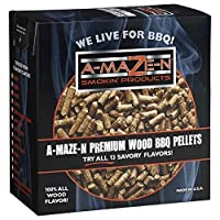 A-MAZE-N PLTS2HICKORY Pellets Hickory 2 lbs. made by  famous A-MAZE-N