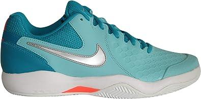 blau Gr43 Resistance Tennisschuhe Nike Damen hellblau Clay XZPuki