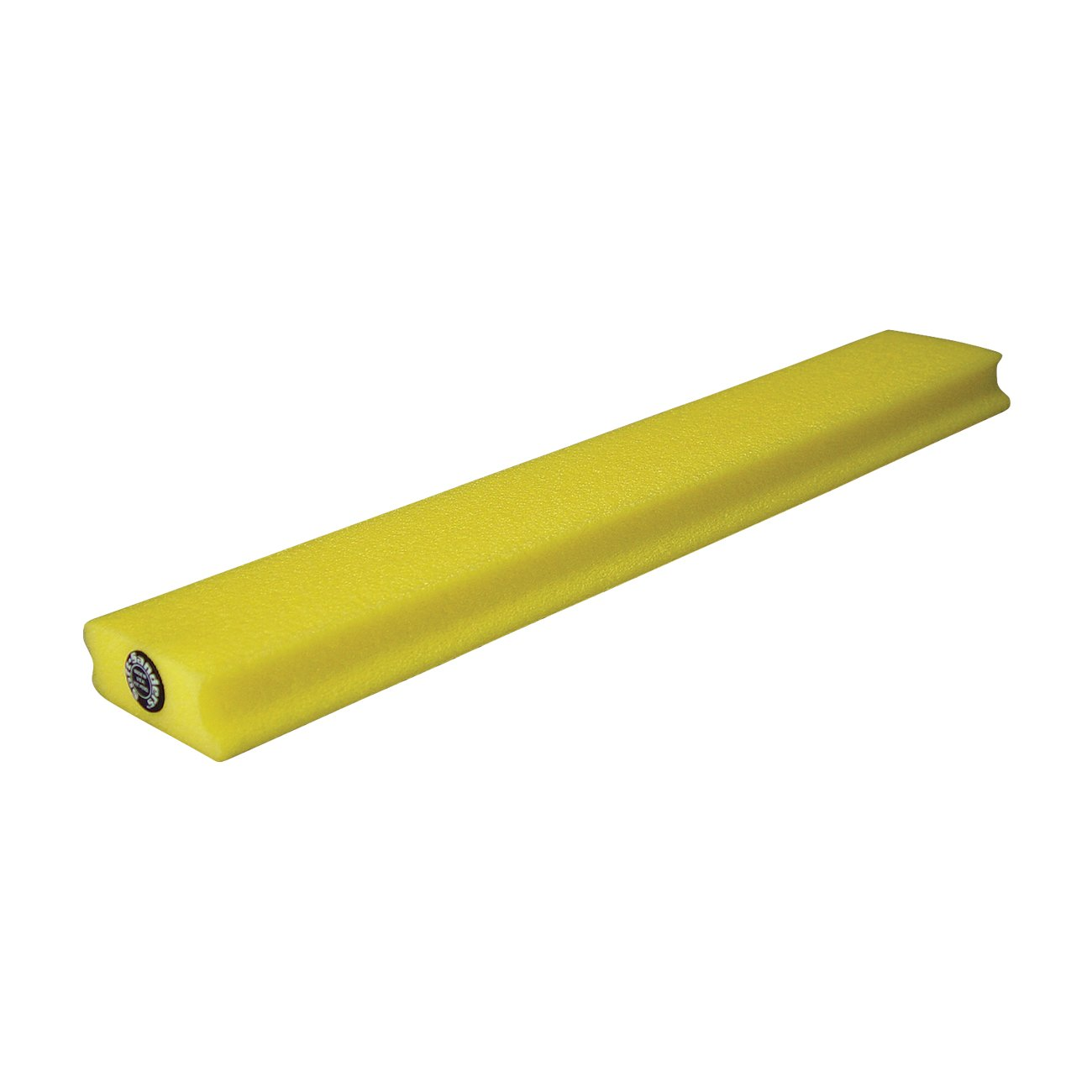 Style-Line 16''L Yellow Quick-Curves Soft-Sander 216, Made in USA