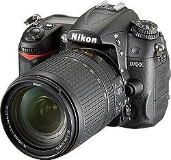 Nikon D7000 16.2mp Dx-format Cmos Digital Slr With 18-140mm F3.5-5.6g Ed Vr Af-s Dx Nikkor Zoom Lens