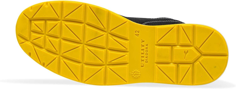Utility Diadora Scarpa da Lavoro Bassa Run Net AIRBOX Low S1P SRC per Uomo e Donna EU 44