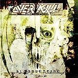 Overkill: Bloodletting [Vinyl LP] (Vinyl)
