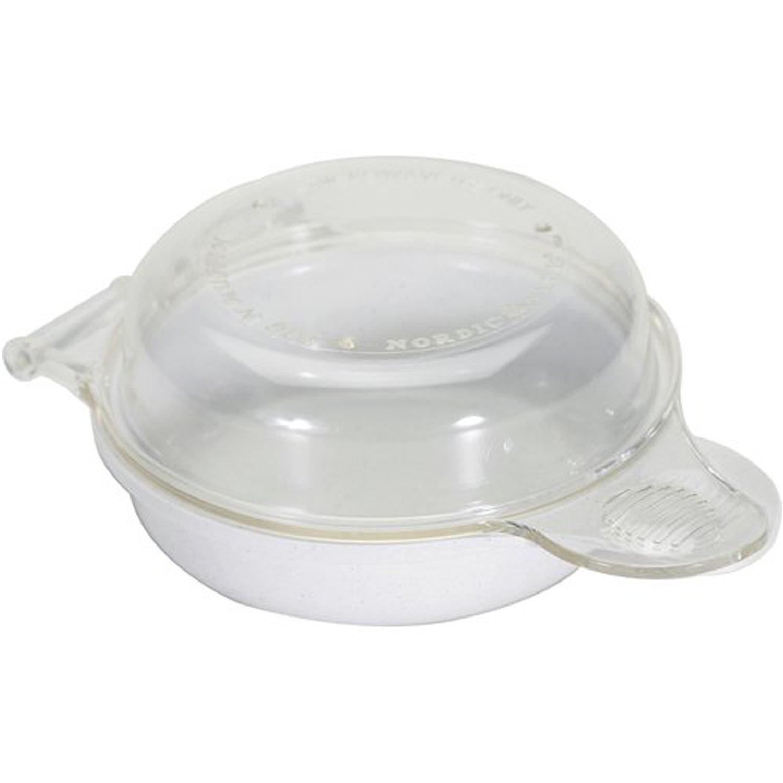 Nordic Ware Microwave Eggs 'n Muffin Breakfast Pan