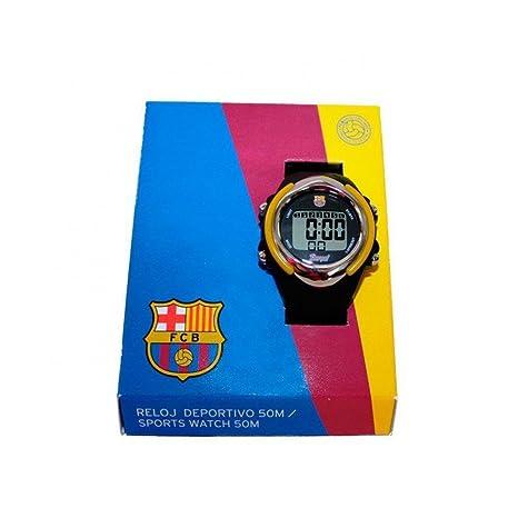 Seva Import Barcelona Reloj, Unisex Adulto, Negro, Talla Única