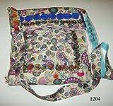 Wild flower purse #3 204/1204