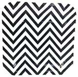 Just Artifacts Square Paper Party Plates 7.25in