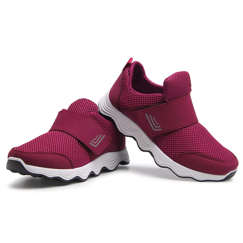 Fashion Mesh Breathable Running Shoes Lightweight Sport Sneakers refulgence Womens Casual Sneaker