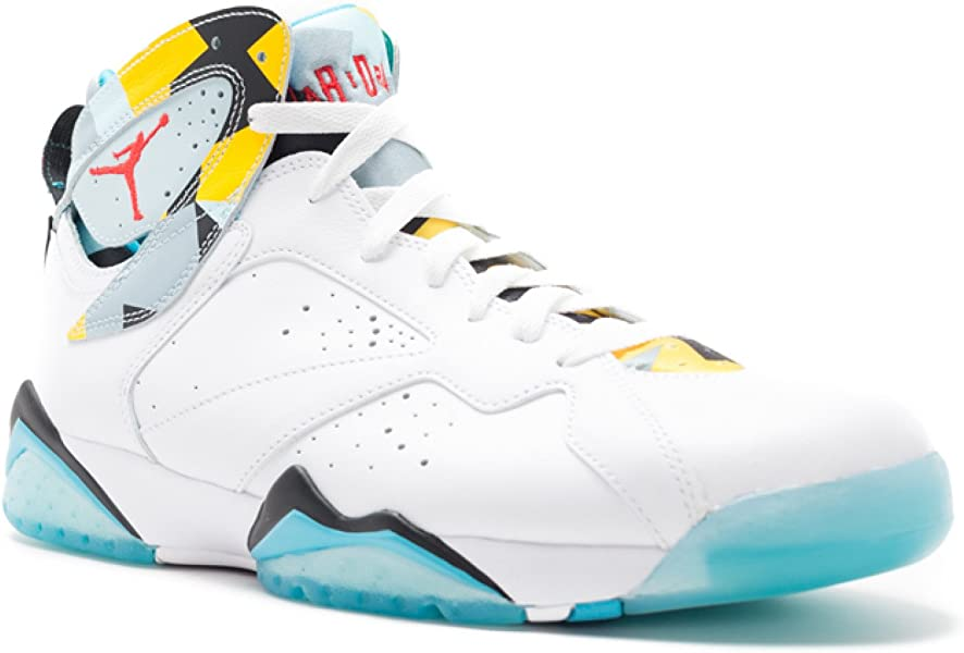 ba02ea5dd36beb Amazon.com  Air Jordan Retro 7 N7 Extremely Limited Shoes Mens Size ...