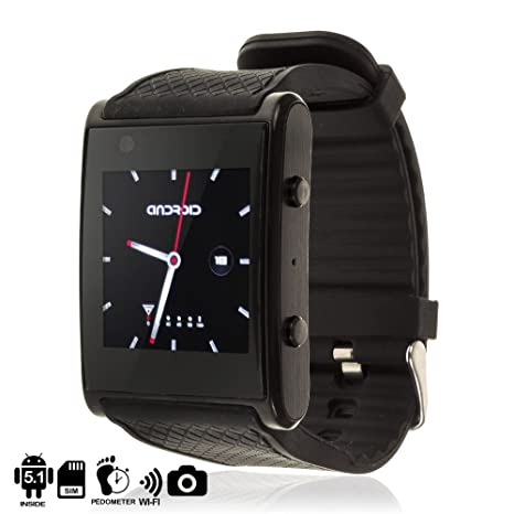 TEKKIWEAR. DMX028BLACK. Smartwatch Phone X11 con Sistema ...