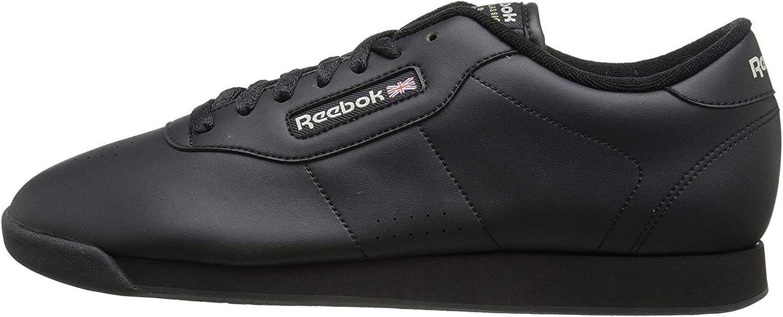 Reebok Womens Princess Sneaker Wide
