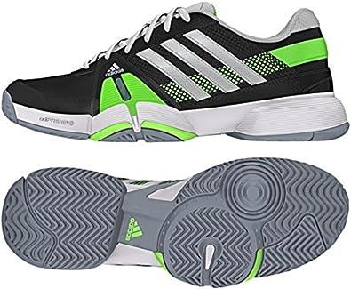 adidas Barricade Team 3, Chaussures de Tennis Homme, Noir