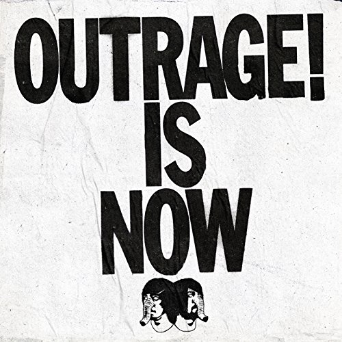 Outrage! Is Now (Vinyl)