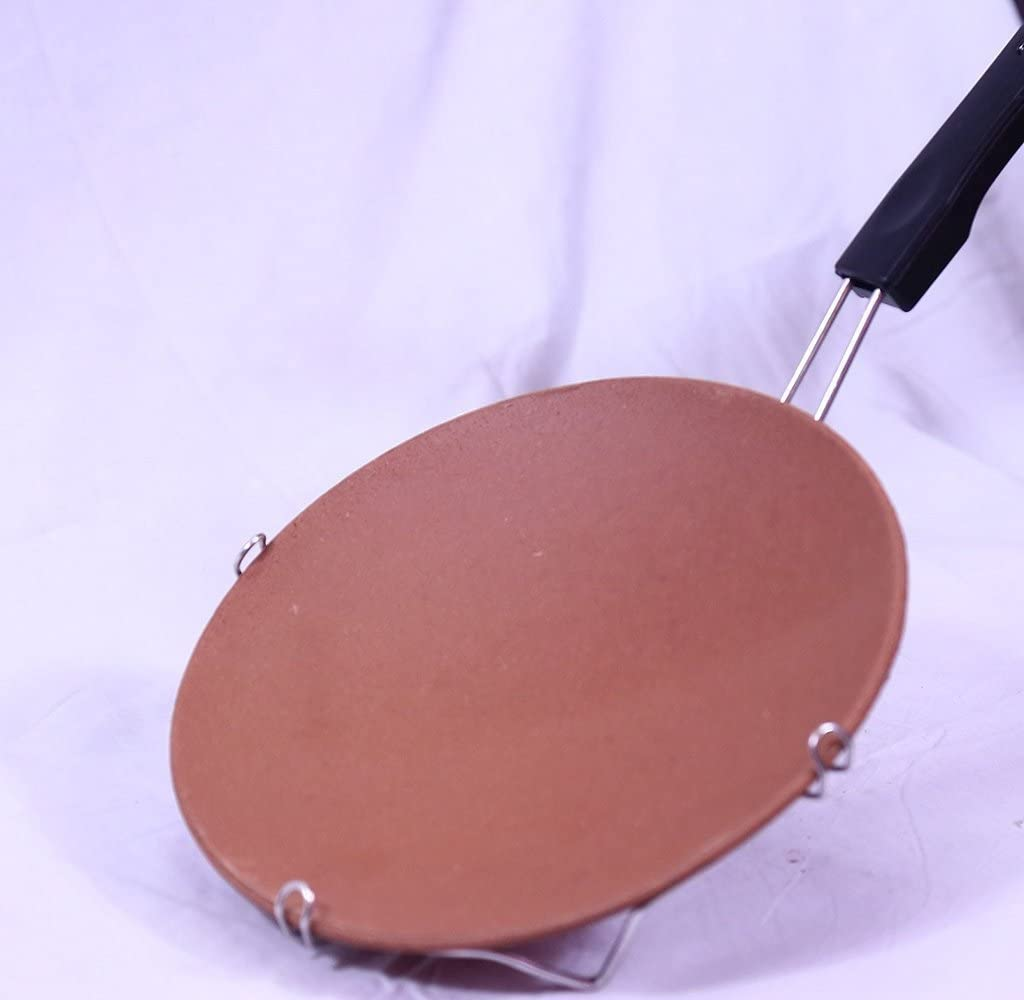 Clay Tawa,Mitti Terracotta, Earthen Products For Traditional Taste, Handmade From India