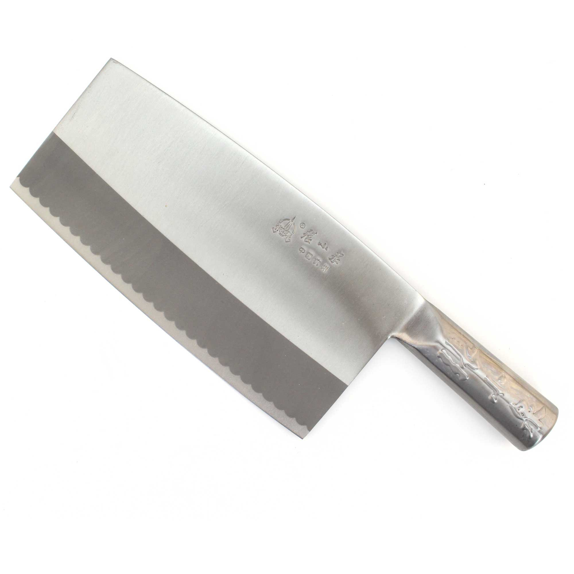 Authentic Chinese Chef Knife Meat Cleaver - BambooMN - 1 Piece