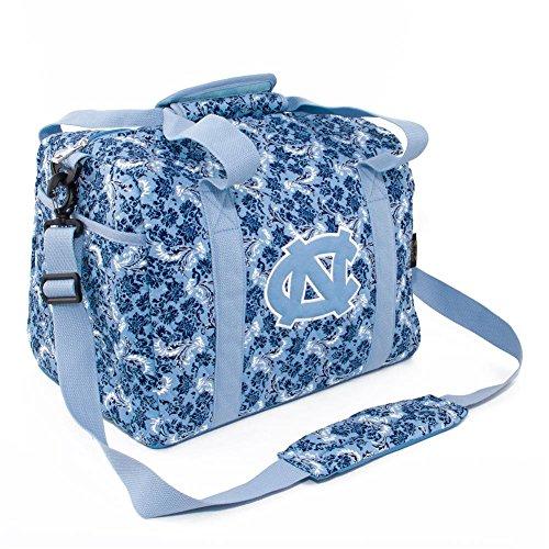 Eagles Wings NCAA North Carolina Tar Heels Women's Mini Duffle Bag, One Size, Multicolor