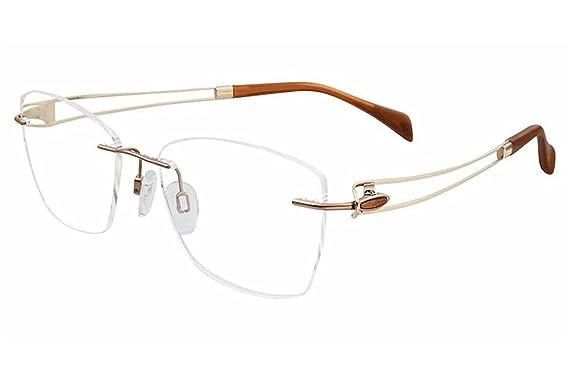 a68b785d054 Charmant Line Art Women s Eyeglasses XL2117 XL 2117 BR Brown Optical Frame  52mm