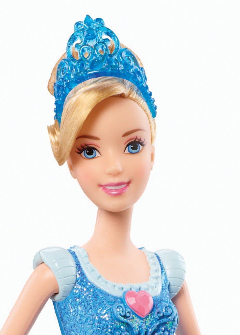 Disney Princess Sparkling Princess Cinderella Doll Mattel BBM21