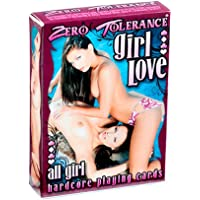 Zero Tolerance Girl Love - All Girl Hardcore Playing Cards
