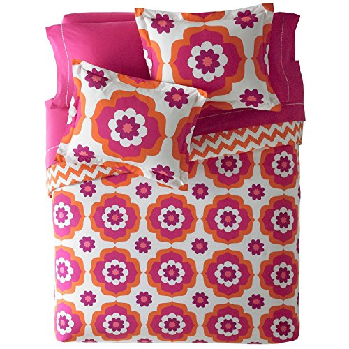 Jonathan Adler Happy Chic Katie Twin Reversible Duvet Cover (Jc Penney Quilts)
