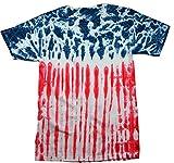 Colortone Tie Dye - Americana-Kids 14-16 (LG)
