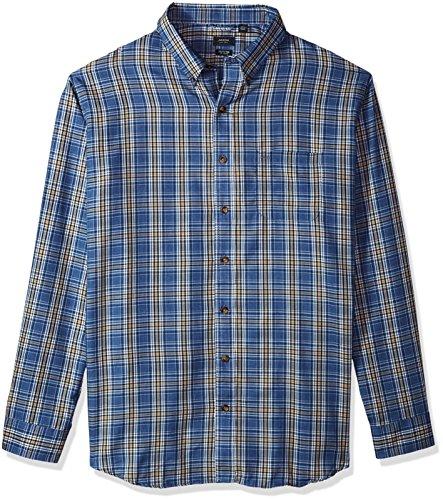 Arrow 1851 Men's Big and Tall Long Sleeve Heritage Twill Shirt