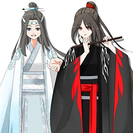 Hehilark Magic Road Anime Alrededor del antepasado Hanfu Traje ...
