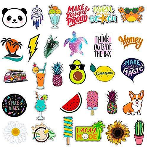 Orcbee  _Water Stickers Bottles Big Cute Waterproof Aesthetic Trendy Stickers for Teens