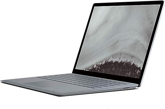 Microsoft Surface Laptop 2 Platino Portátil 34,3 cm (13.5