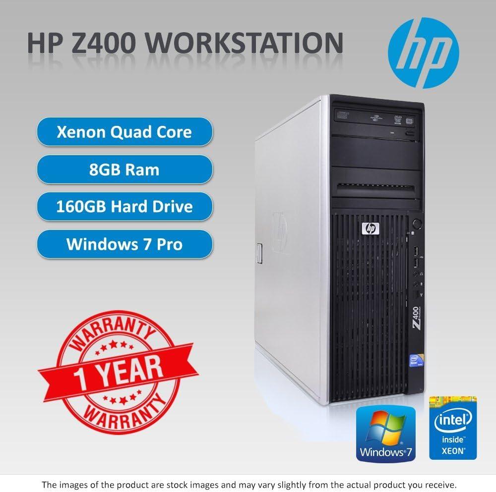 HP Intel Xeon W3520 2,93Ghz CPU - 8GB DDR3 ECC RAM PC (HP